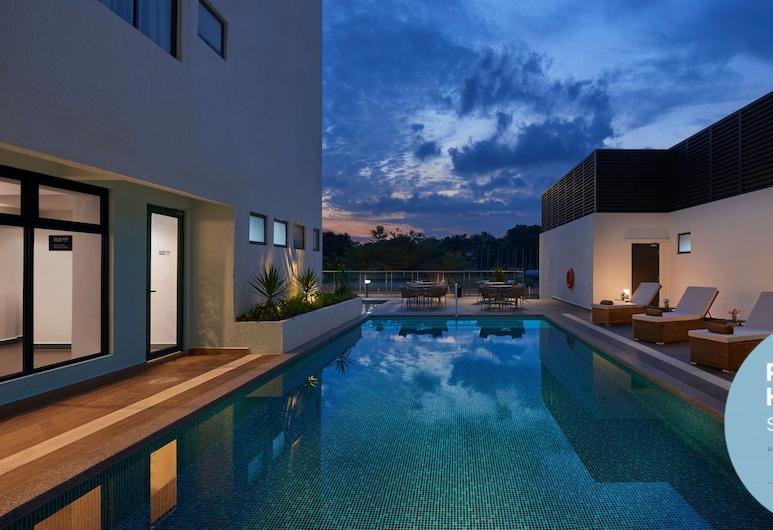 Park Inn by Radisson Putrajaya, Bandar Baru Bangi, Açık Yüzme Havuzu