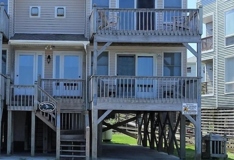Mcwilliam's Landing Ii-located On Silver Lake Harbor 2 Bedroom Home, Ocracoke