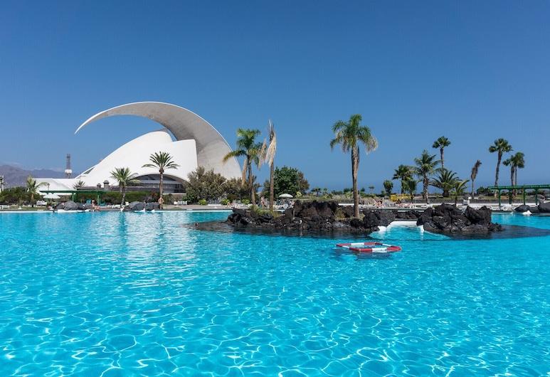 APT LA Rambla, Santa Cruz di Tenerife, Piscina