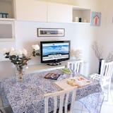 Apartmán, 1 spálňa (Cosmopolis) - Obývacie priestory