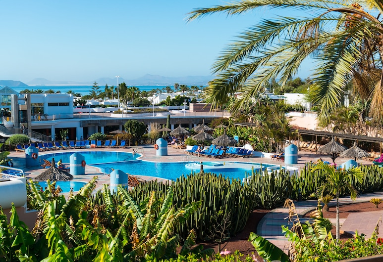 HL Club Playa Blanca Hotel - All Inclusive, Jaisa, Āra baseins