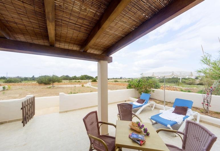 Es Garrovers - Formentera Break, Formentera, Apartman, 2 spavaće sobe, Terasa/trijem
