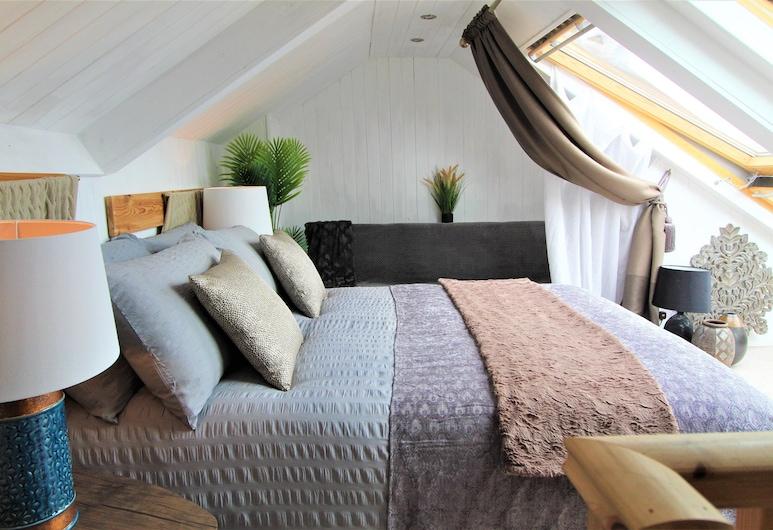 Bohemian House, Whitby, Maison, 6 chambres (Sleeps 16), Chambre