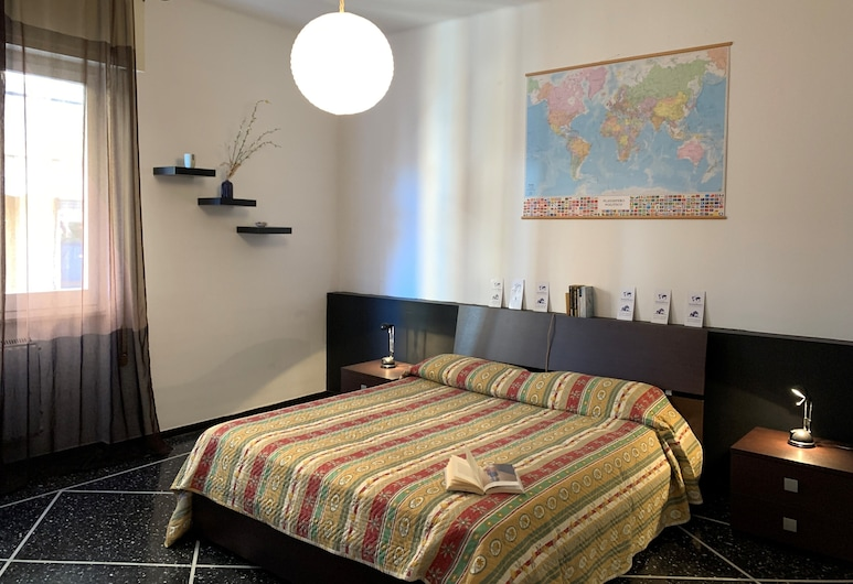 House Dinigi, Chiavari, Appartement, 2 chambres, Chambre
