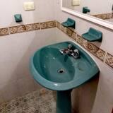Casa de banho partilhada
