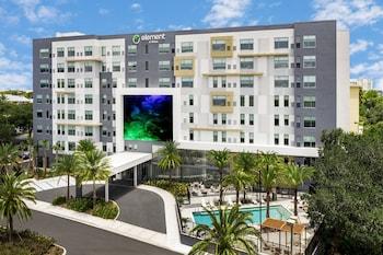 Mynd af Element Orlando Universal Blvd. í Orlando