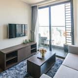 Appartement Deluxe - Salle de séjour