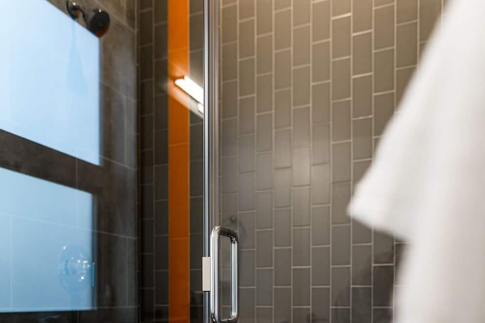 Apart Daire (3 Bedrooms) - Banyo Duşu