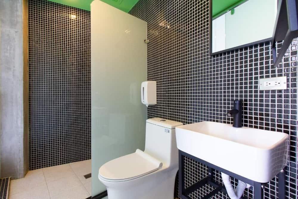 Quarto Duplo Standard, Banheira - Casa de banho