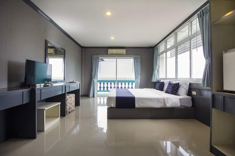 Deluxe Double Room, Sea View - Guest Room View