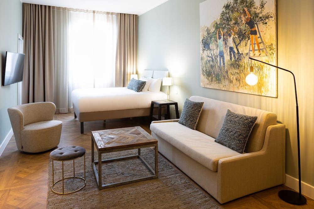 Appartement ELEGANT 4/6 personnes - Sala de estar