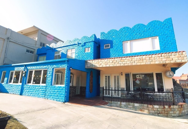 馬祖藍灣景觀餐廳民宿, 南竿