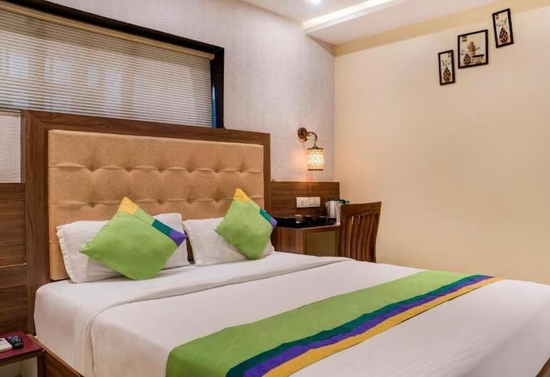 Hotel Amber Palace, Mumbai, Dobbeltrom – deluxe, Gjesterom