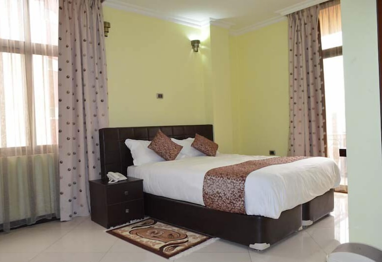 MLD Guest House, Addis Ababa, City Room, Guest Room