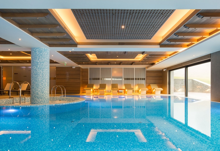 Gorski Hotel & Spa, Рашка, Закрытый бассейн