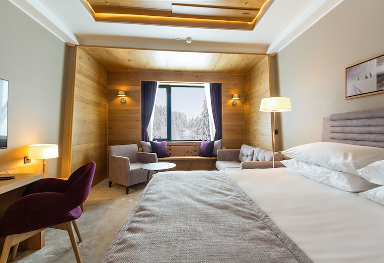 Gorski Hotel & Spa, Рашка, Улучшенный номер, Номер