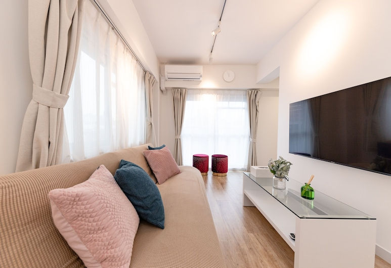 feel Asakusa Hotel, Tokyo, Executive Room, Living Room