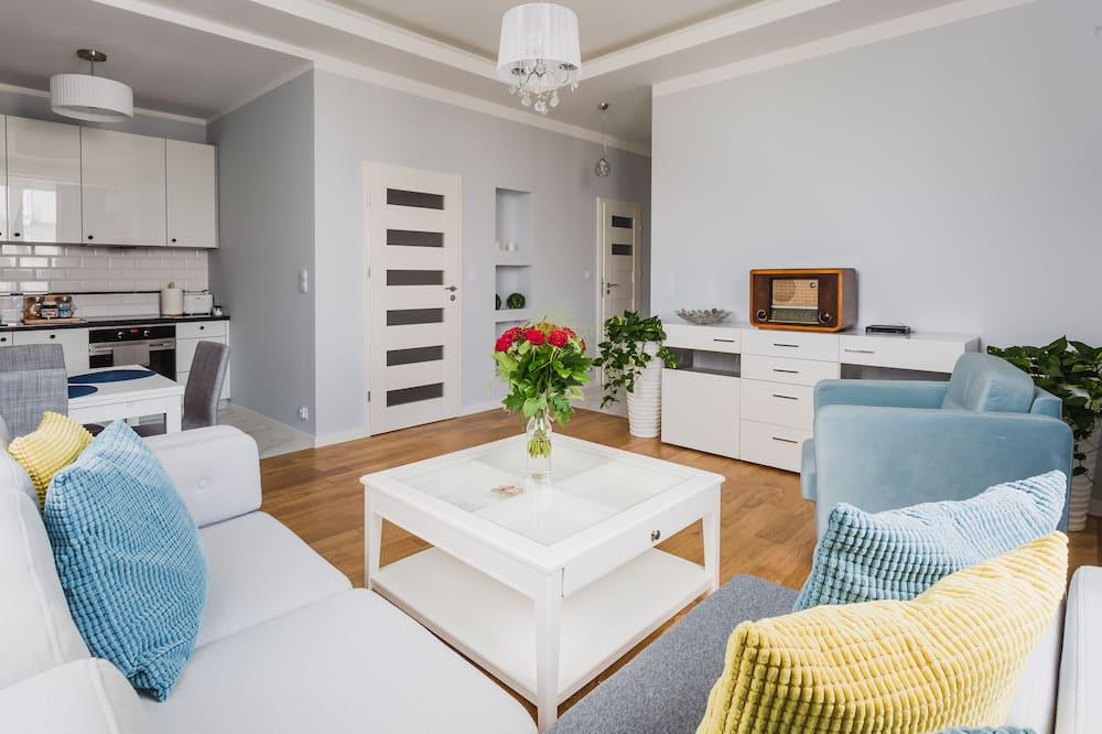 Апартаменти категорії «Superior» (WAW-S24) - Житлова площа