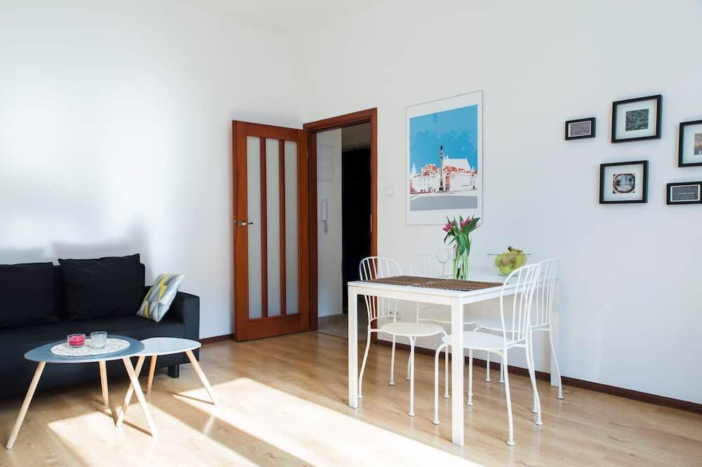 Standarta dzīvokļnumurs (WAW-NS35) - Dzīvojamā istaba