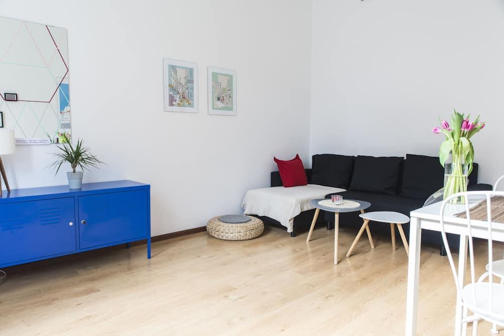 Standarta dzīvokļnumurs (WAW-NS35) - Dzīvojamā zona