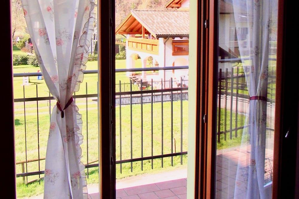 Apartmán, 2 ložnice (Trilo Patty) - Balkón