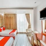 Deluxe-Vierbettzimmer - Ausblick vom Zimmer