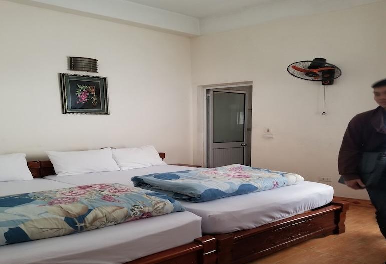OYO 875 Sao Xanh Motel, Hanoi, Standard Twin Room, Guest Room