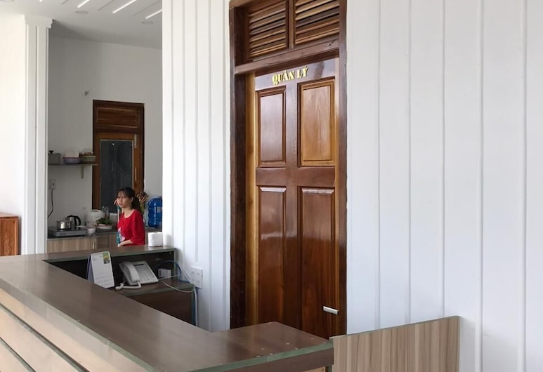 OYO 995 Tan Thanh Dat Hotel, Нячанг, Стойка регистрации