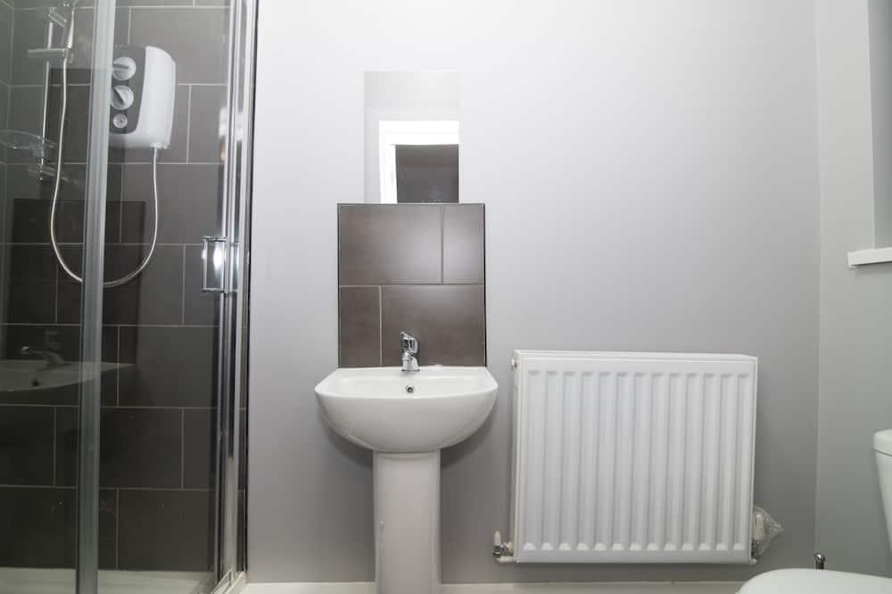 City Double Room - Bilik mandi