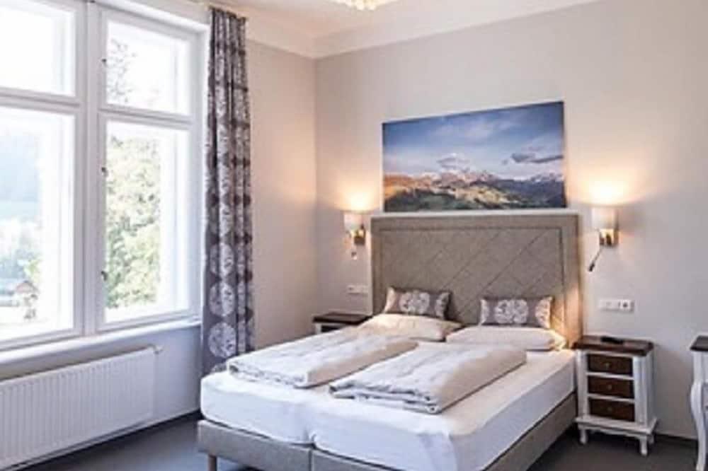 Comfort szoba, 1 kétszemélyes ágy - Nappali rész