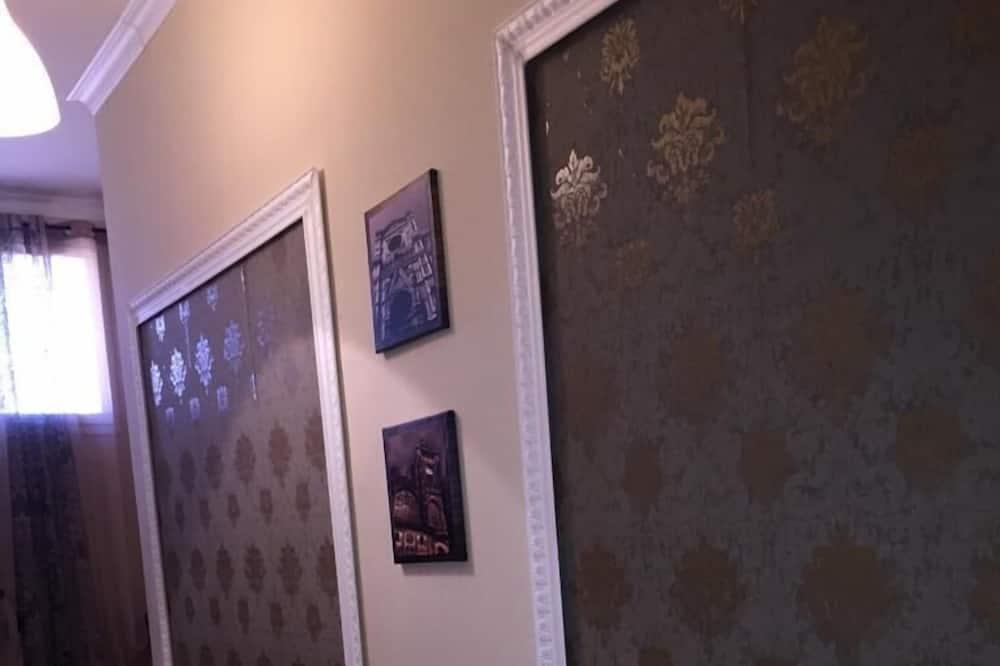 Klassieke tweepersoonskamer, 1 kingsize bed - Woonruimte