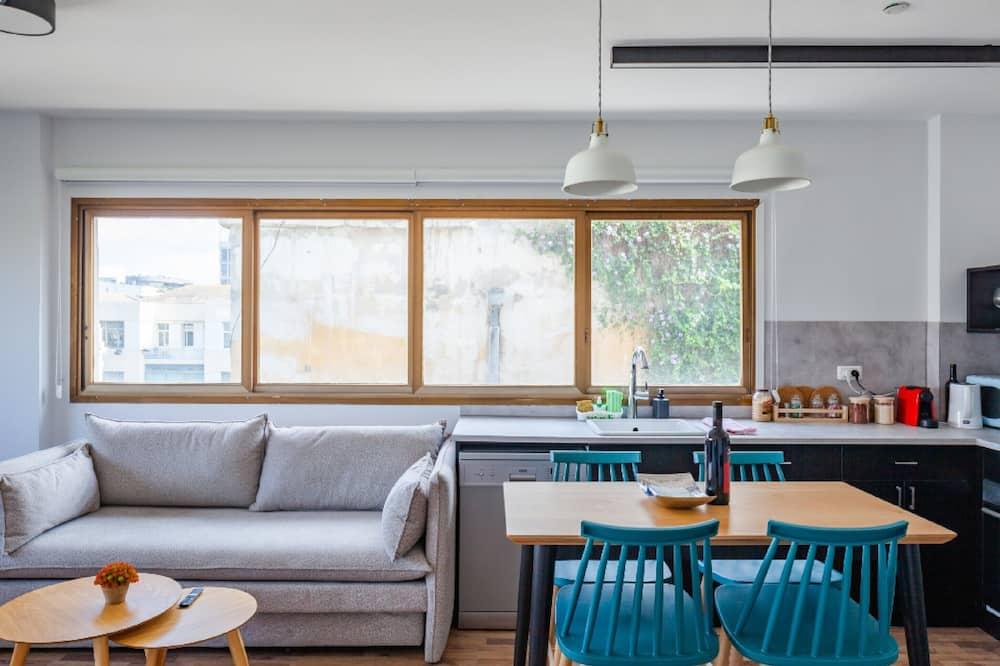 Apartmán typu Deluxe, 1 ložnice - Obývací prostor