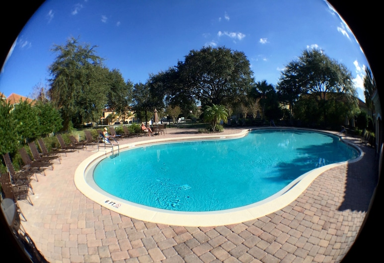 5124 Compass Bay Resort 29551/30704, Kissimmee, Medence