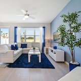 Townhome, 4 Bedrooms - Living Area