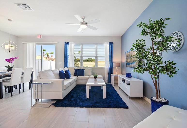 5145A Compass Bay Resort 47008 / 61340, Kissimmee, kuća u nizu, 4 spavaće sobe, Dnevni boravak