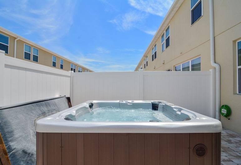 5113 Compass Bay Resort 46655/46936, קיסימי, אמבט ספא חיצוני