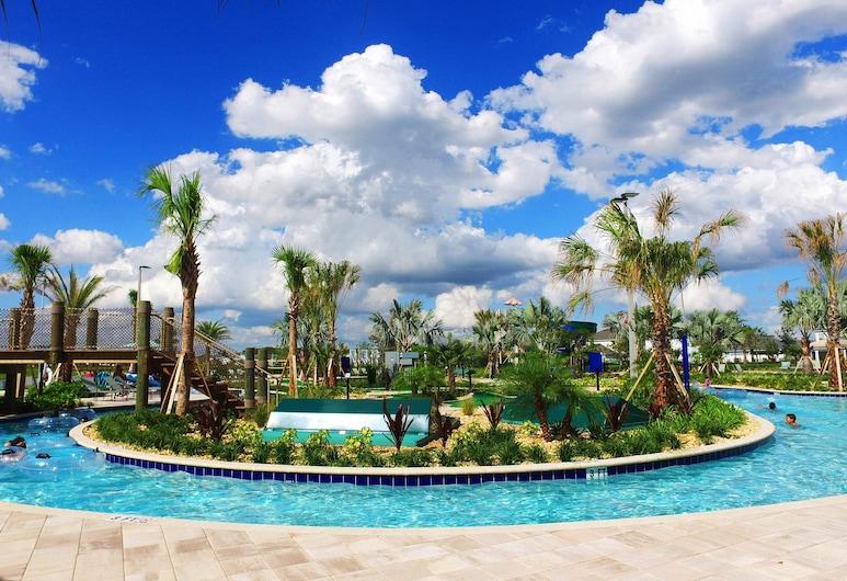 306 Storey Lake Resort 77261/77287, Kissimmee, Zwembad