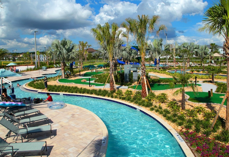 2734 Storey Lake Resort, Kissimmee, Bazen