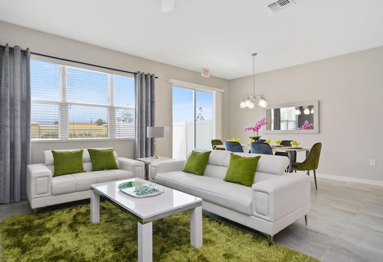 5147 A Compass Bay Resort  47009/49867, קיסימי, טאון-האוס, 4 חדרי שינה, אזור מגורים