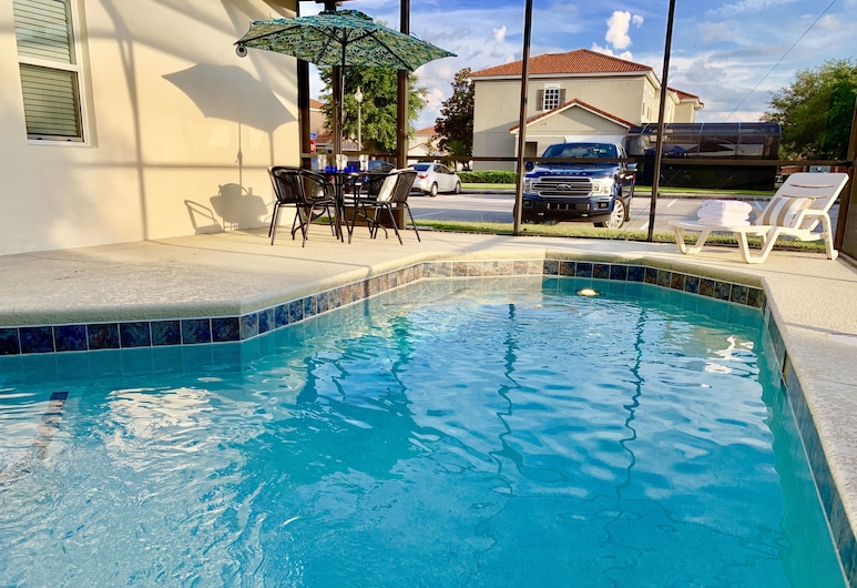 1200 Bella Vida Resort 64754 / 65301, Kissimmee, Basen