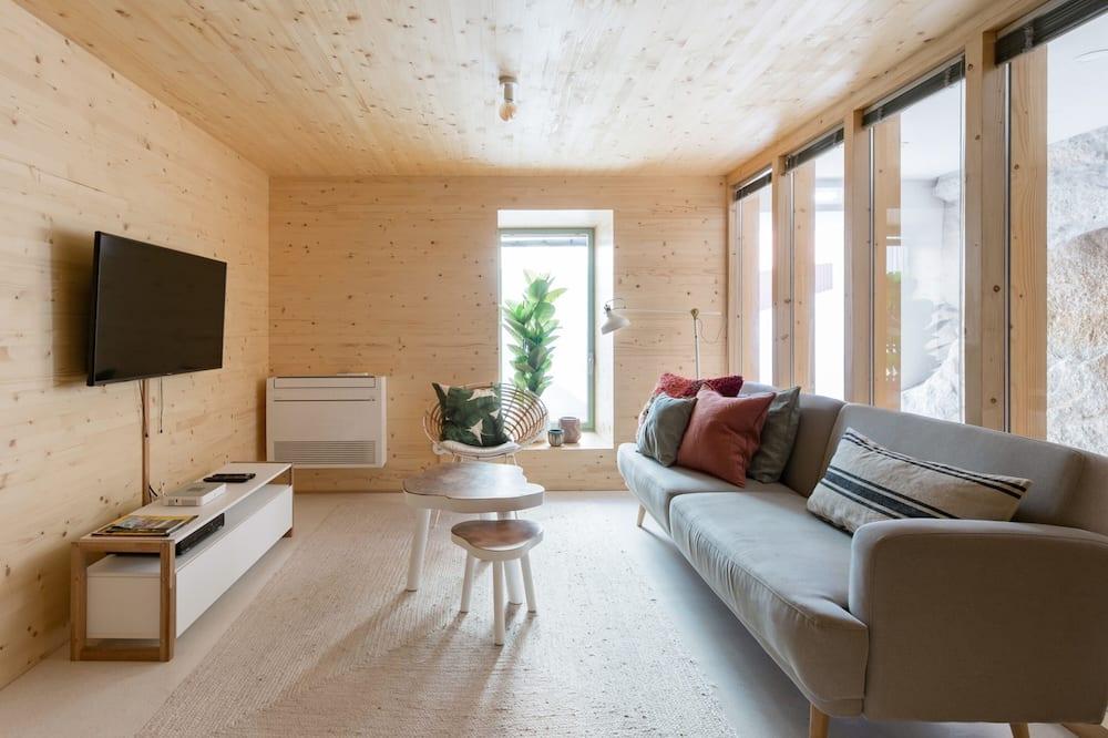 Design-studiolejlighed - 1 soveværelse - Stue