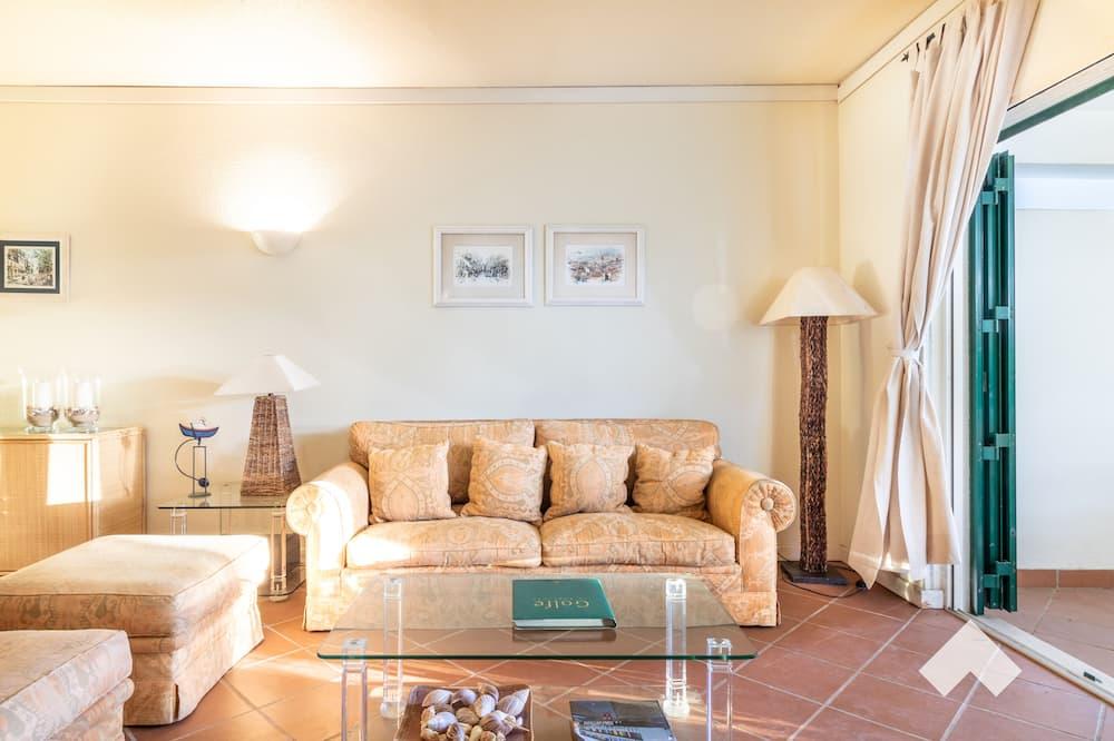 Villa Basic - 3 sovrum - Vardagsrum