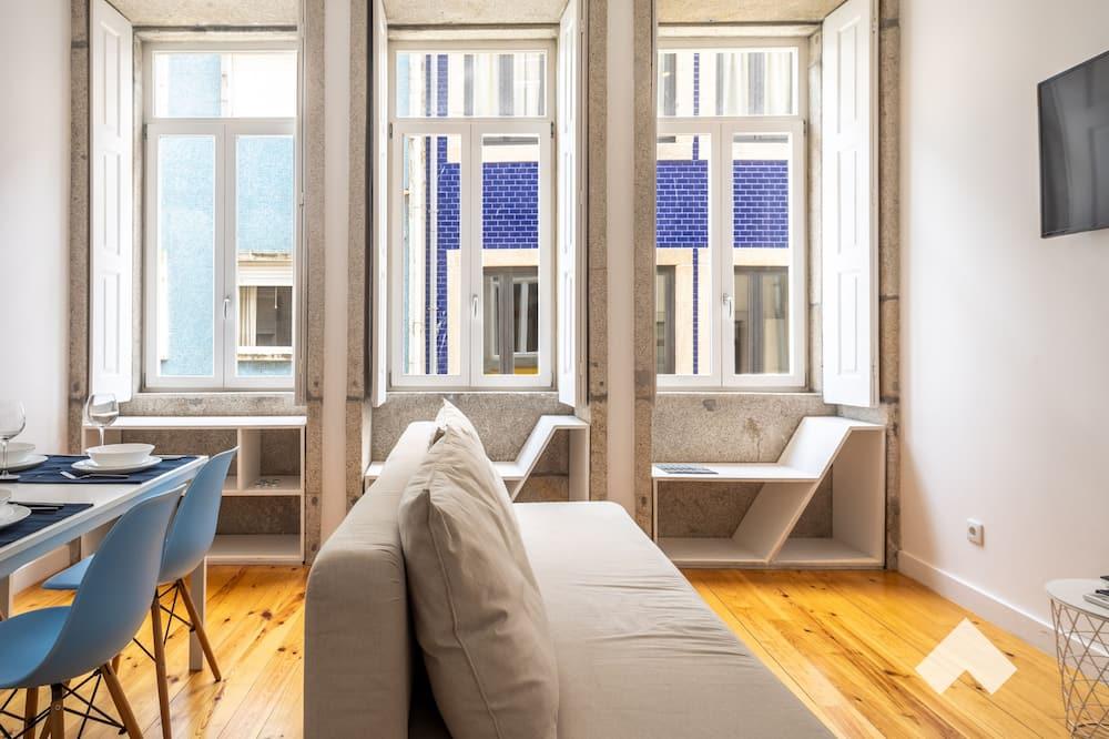 ซิตี้อพาร์ทเมนท์, 1 ห้องนอน - ภาพเด่น