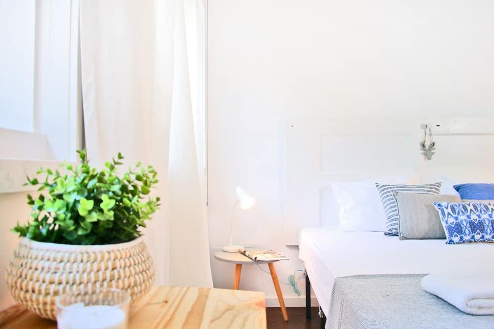Classic-Apartment, 1 Schlafzimmer - Zimmer