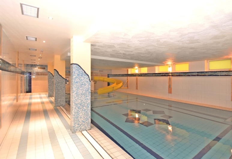 Small Apartment in Hahnenklee With Balcony and use of Sauna and Swimming Pool, Goslar, Kolam