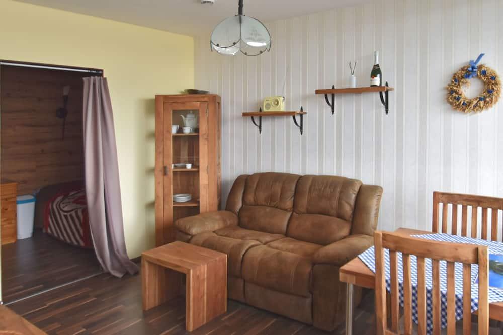 Dzīvokļnumurs - Dzīvojamā istaba
