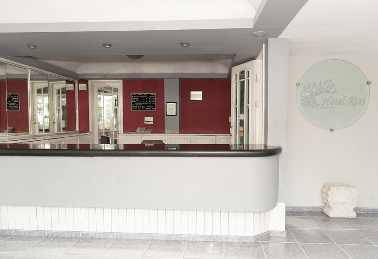 Hotel Rias, Veracruz, Resepsjon