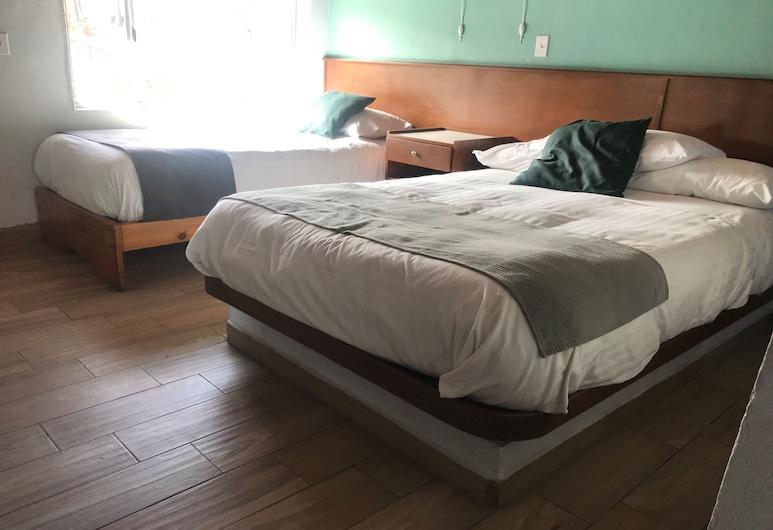 Motel America, 恩森那達, 標準套房, 客房