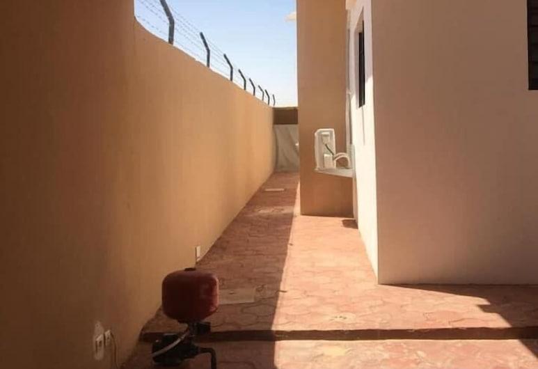 Le Sidi, Νουακτσότ, Εξωτερικός χώρος ξενοδοχείου