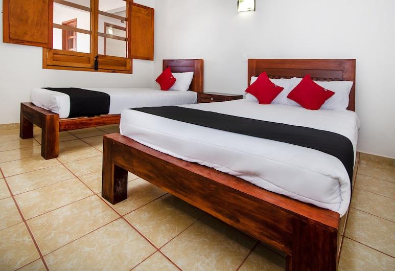 Capital O Familiar La Palma, زاكابواكستلا, غرفة عادية ثلاثية, غرفة نزلاء